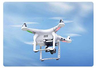 Zastosowanie znaczników do oznaczania lokalizacji dronów i robotów